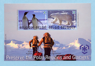 Belgium 2009 Preserve the Polar Regions
