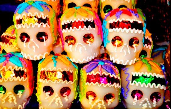 Dia de Muertos en Mexico  INTERIORES por Paulina Aguirre