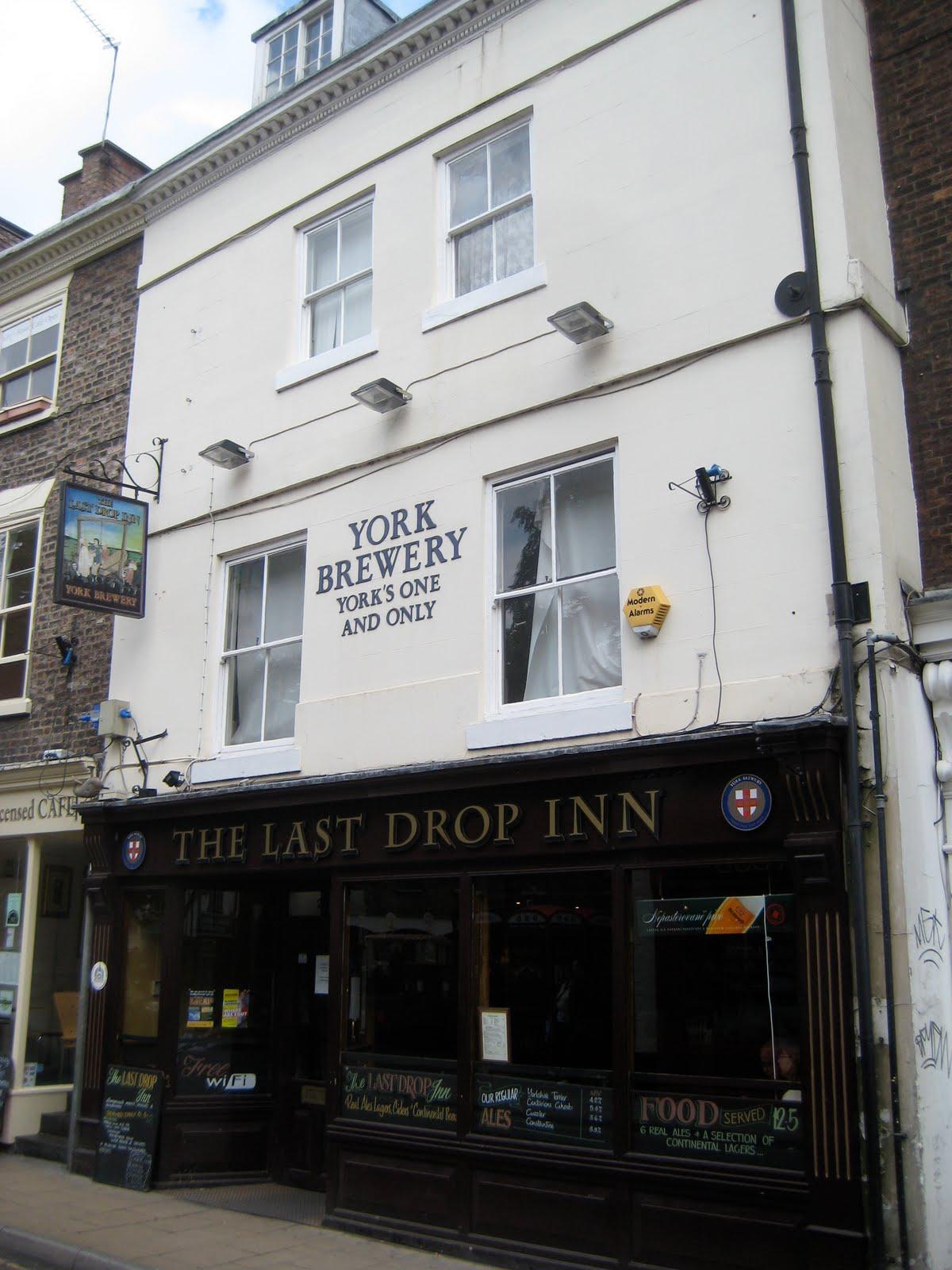 York Pub Guide