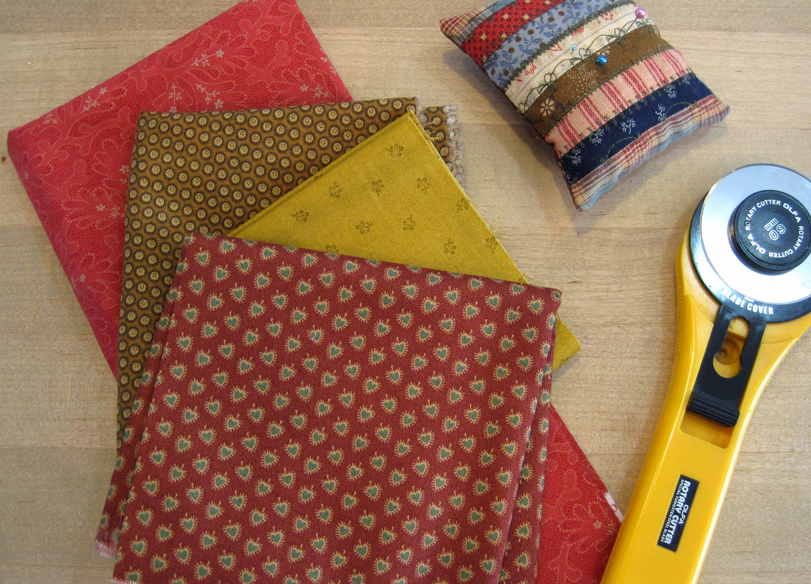A sentimental quilter which colors make you happy for What is a color that makes you happy