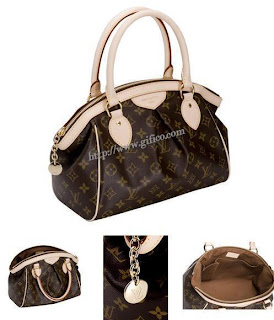 Luxury Shopping  Louis Vuitton Tivoli PM Replica M40143 9a06d3fe14f9d