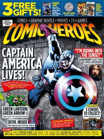 Magazine comic heroes pdf