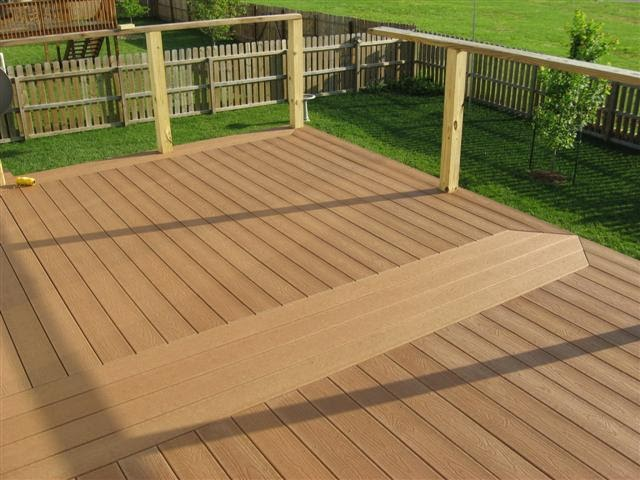 Deck Layout Designs