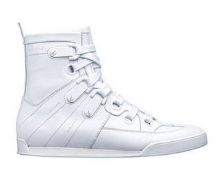 b8ea1156b6664 These ss09 Dior Homme high-top Sneakers are available in black   Eluxury.