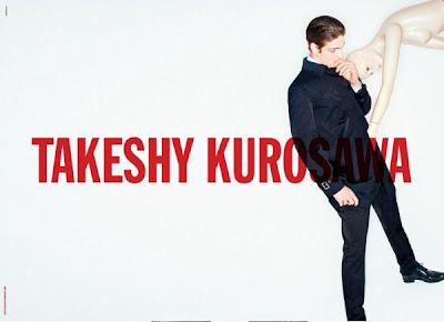 Men's Fashion & Style Aficionado: Takeshi kurosawa Fall ...