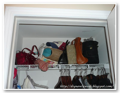 Diy Newlyweds Diy Home Decorating Ideas Projects Closet