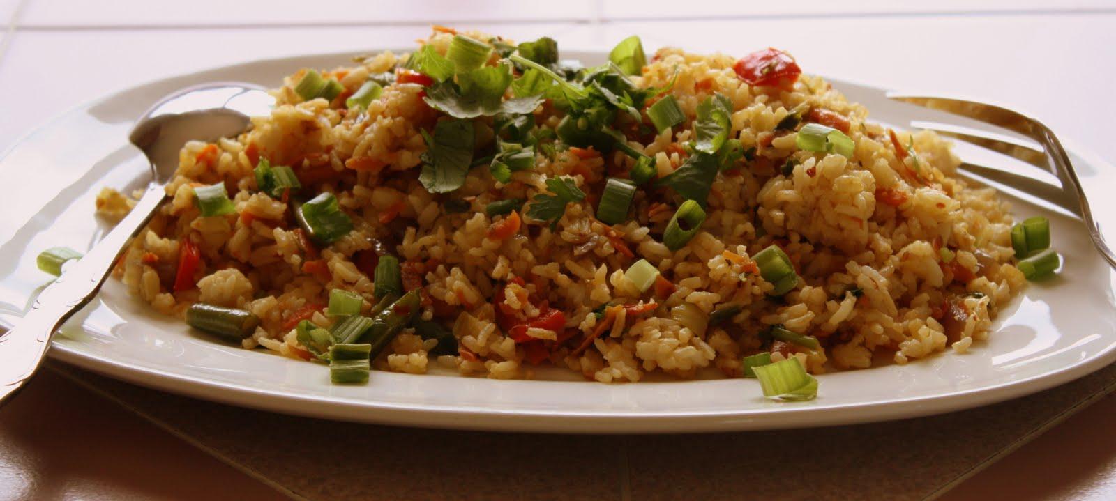 Versatile vegetarian kitchen vietnamese fried rice eggless vietnamese fried rice eggless forumfinder Image collections