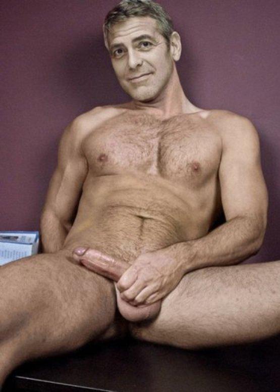 George Clooney Dick 4