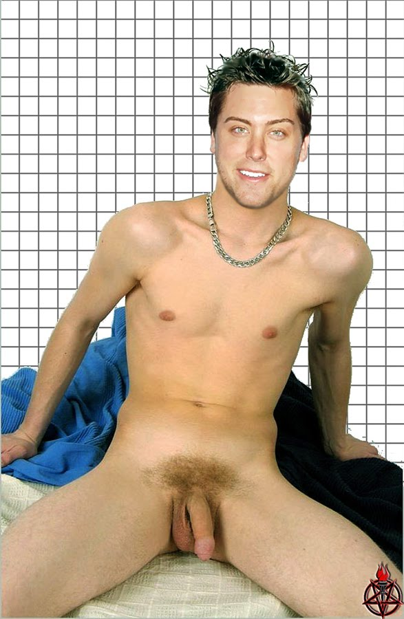 from Adrien gay lance bass
