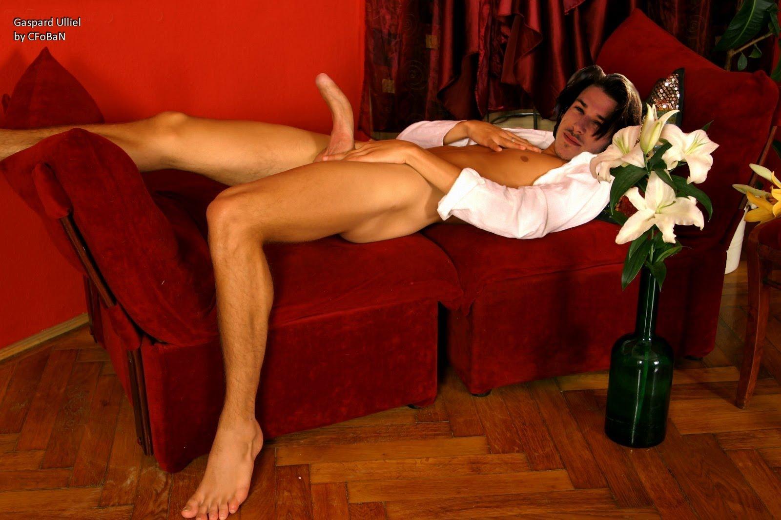 All naked gaspard ulliel nude authoritative