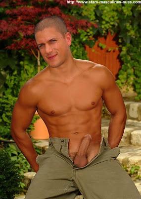 Miller naked images Wentworth