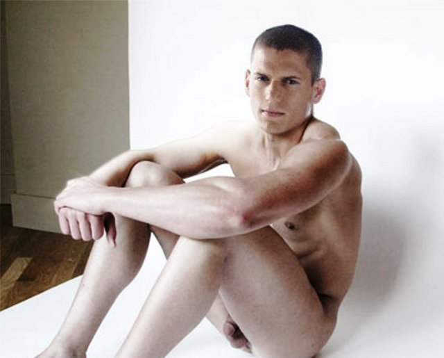 Wentworth Miller Naked 69
