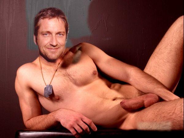 Male Celeb Fakes - Best Of The Net Gerard Butler Scottish -5732