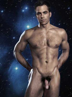 star trek naked male