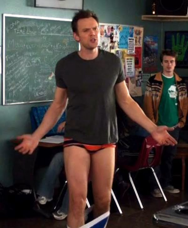 Male Celeb Fakes - Best Of The Net Joel Mchale Naked And -7065