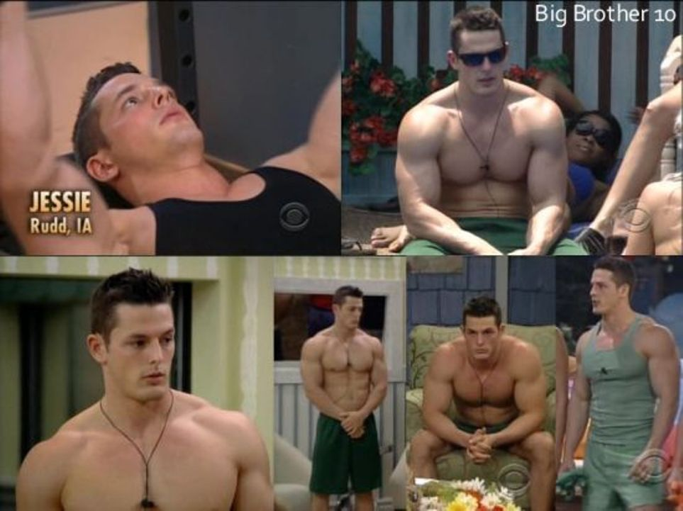Male Celeb Fakes - Best of the Net: Jessie Godderz - Big Brother