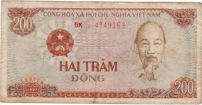Old Money Collections: VIETNAM