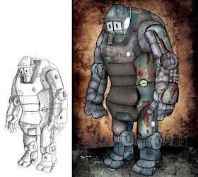 Ckz Design Robot 2100