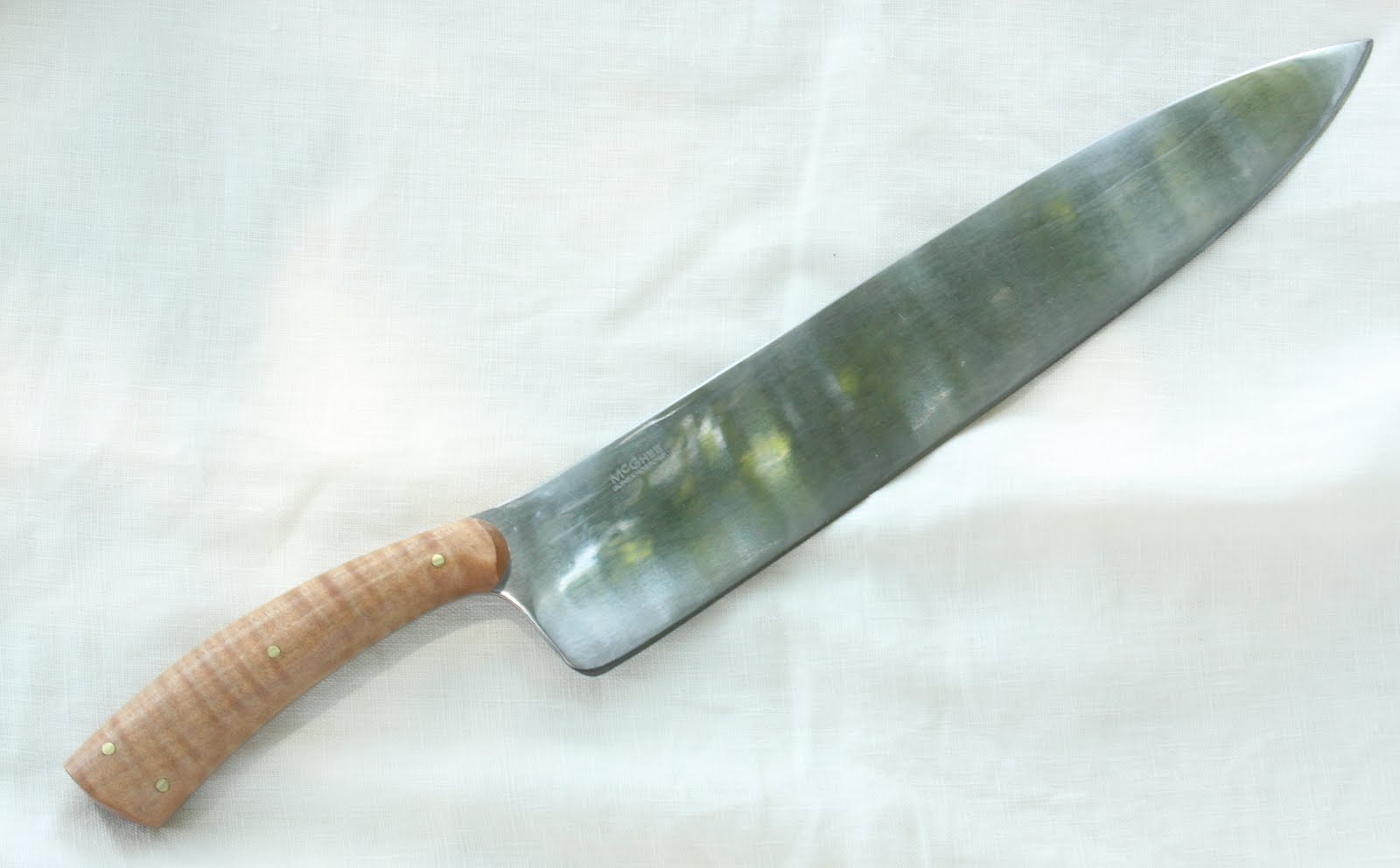 Hand Forged Wedding Cake Knife