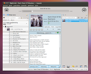 Ubuntu Linux Music Player