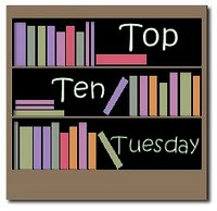 Top Ten Tuesday: Favorite Authors
