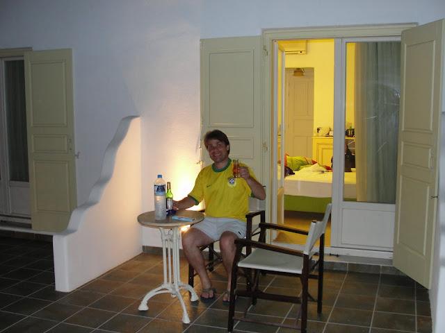 Pelican Hotel, Mykonos.