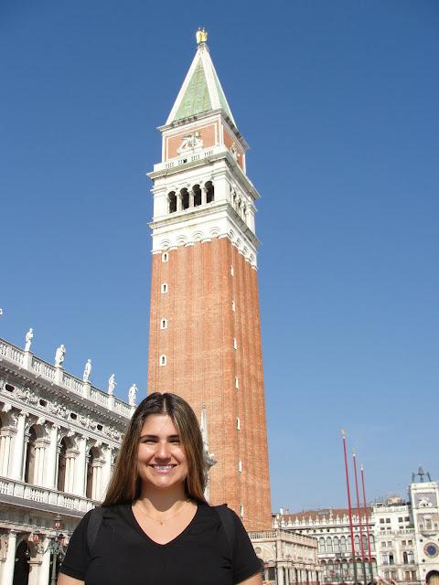 Campanile di San Marco, Veneza.