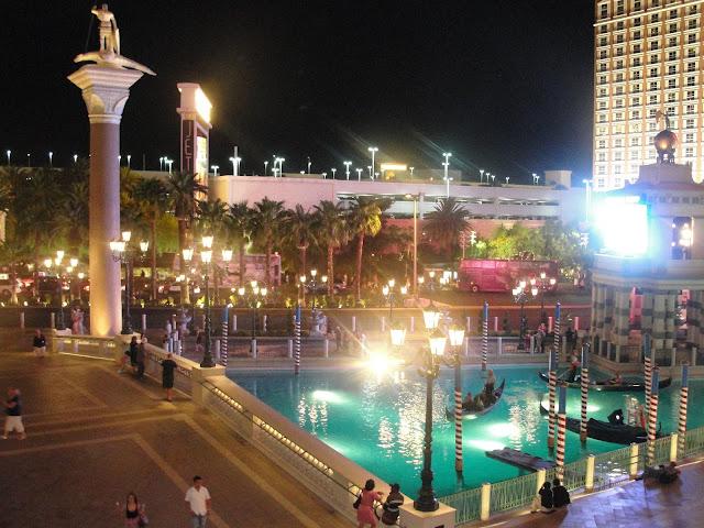Venetian, Las Vegas.