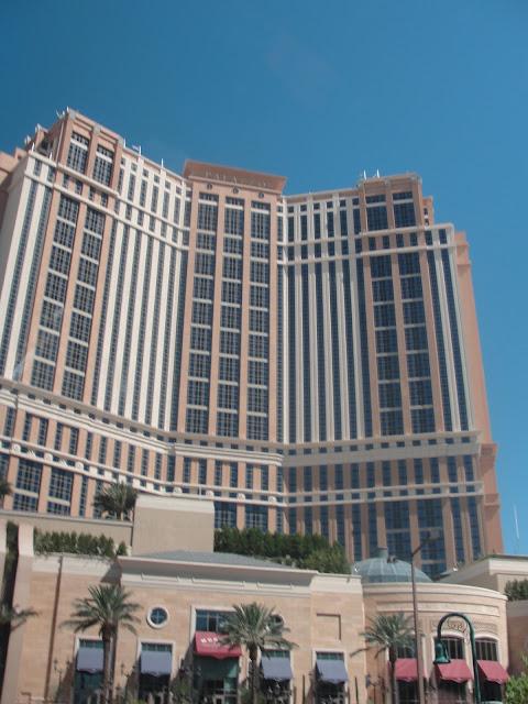 The Palazzo.
