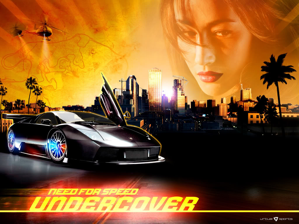 Related Searches for need for speed undercover cop