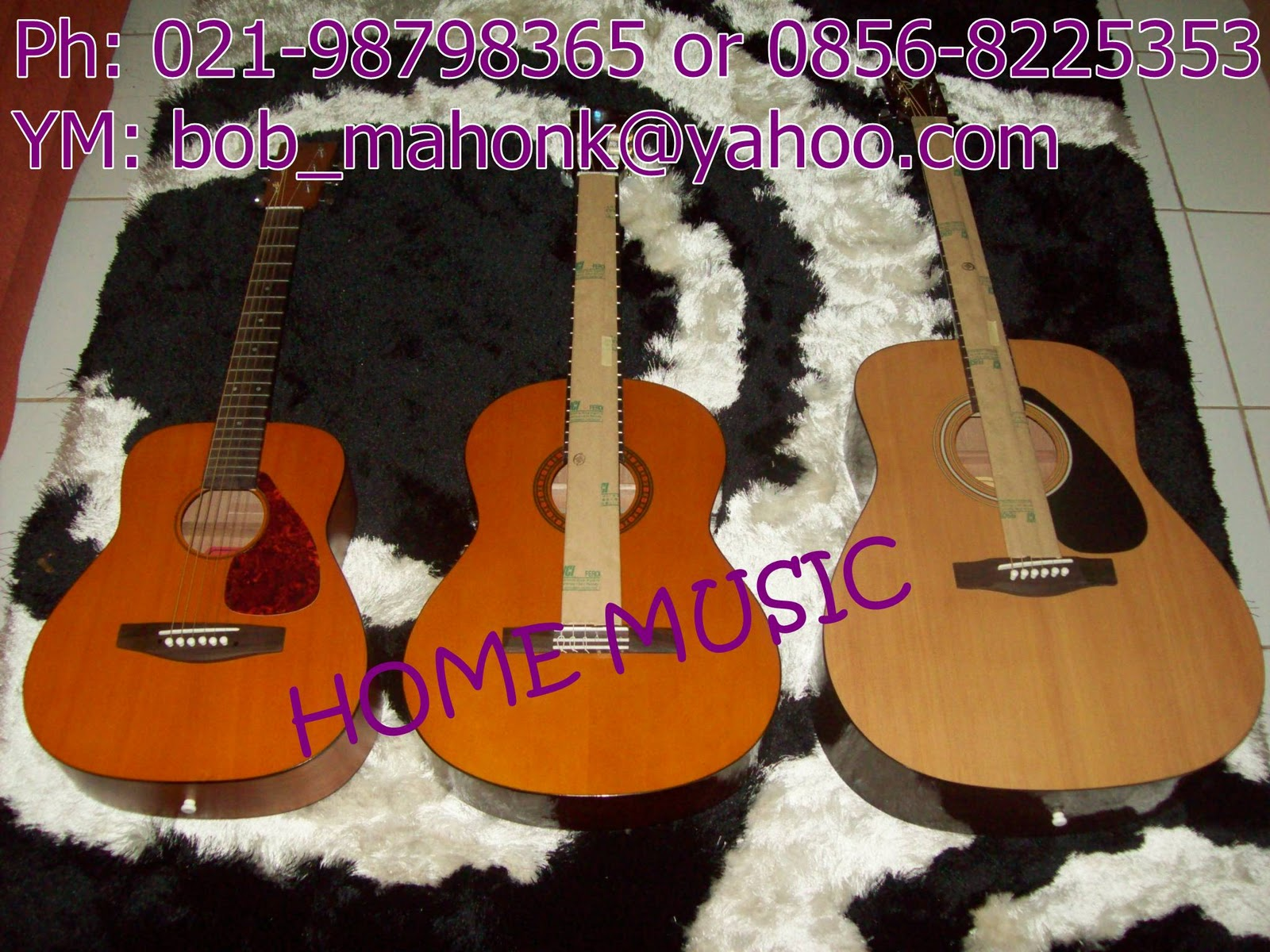 Home Music Acoustic Guitars