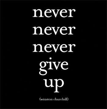 Image result for muslim never give up