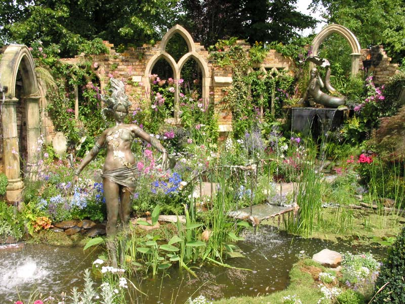 Enchanted Garden: Gurilla Gardening