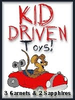 Kid Driven Toys