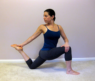 yoga stretches spinal twist