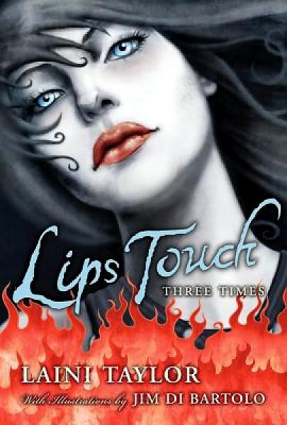 cover art of Lips Touch Three Times