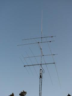 Hams and Eggs Oklahoma: HF Antenna Tom (KE5NCP)
