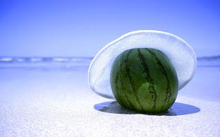 Zee en fruit