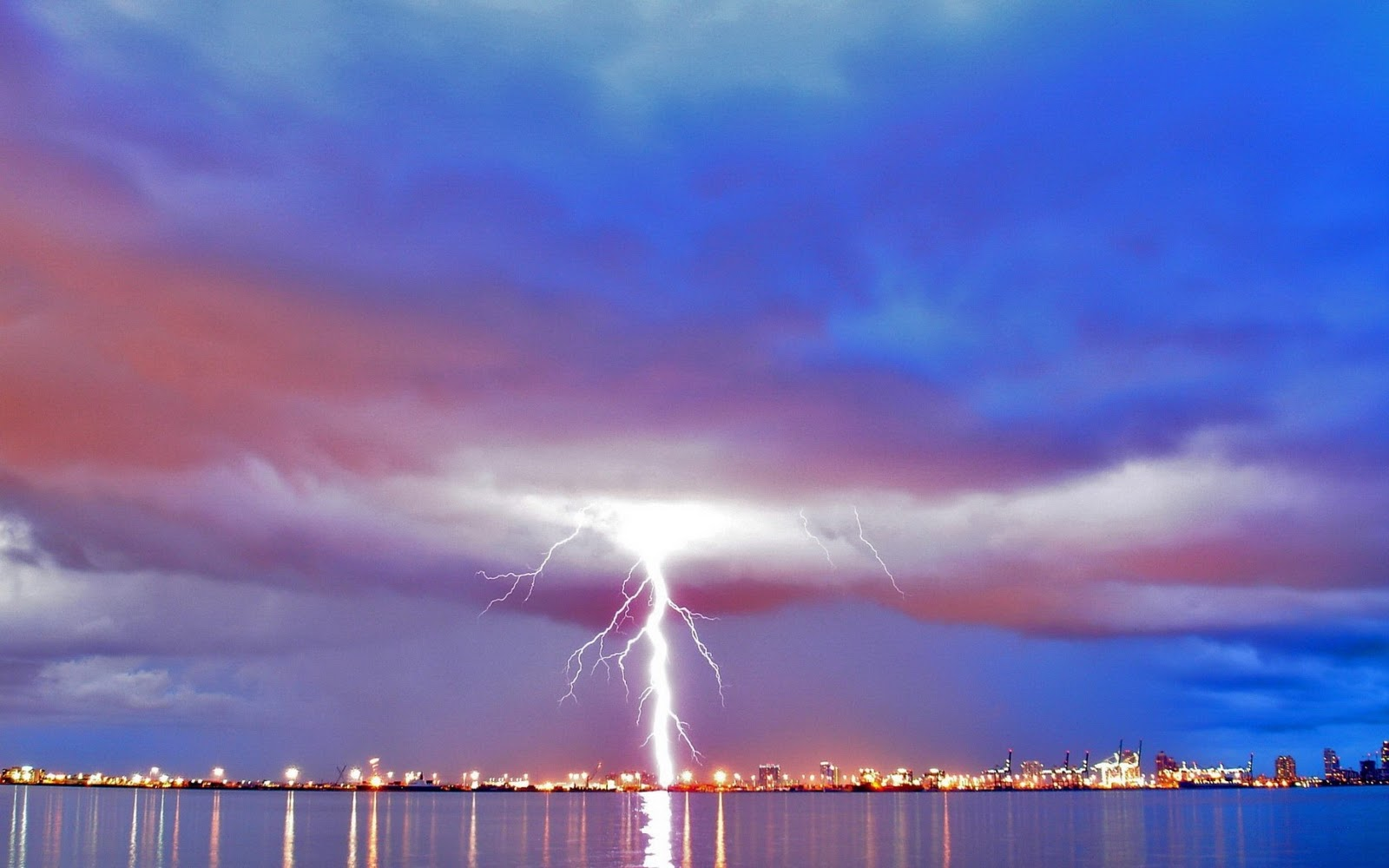 Onweer Achtergronden | HD Wallpapers Wallpapers Bureaublad