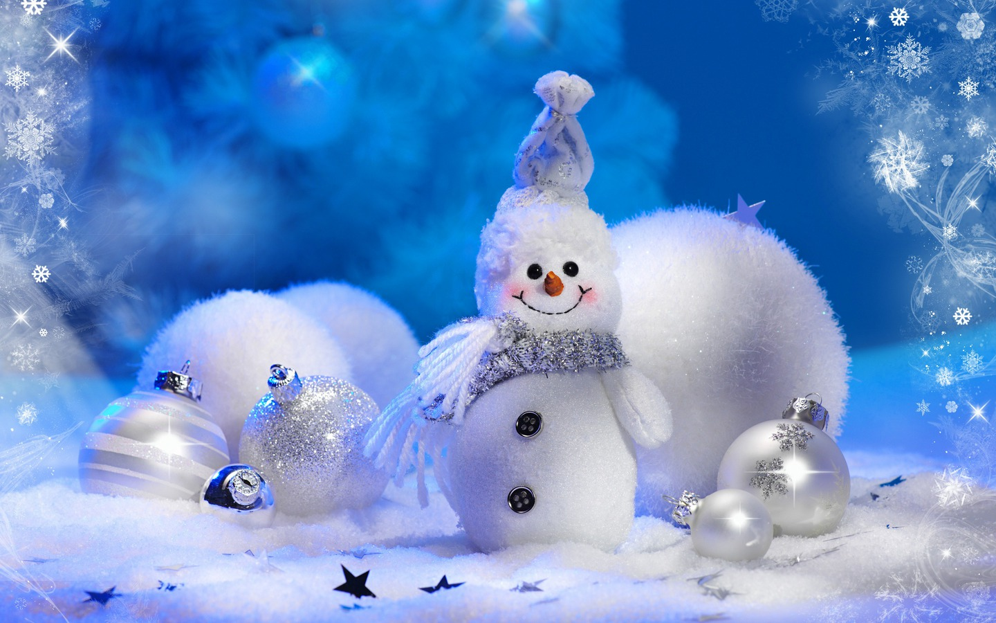 4 The best top christmas wallpapers snowman wallpaper