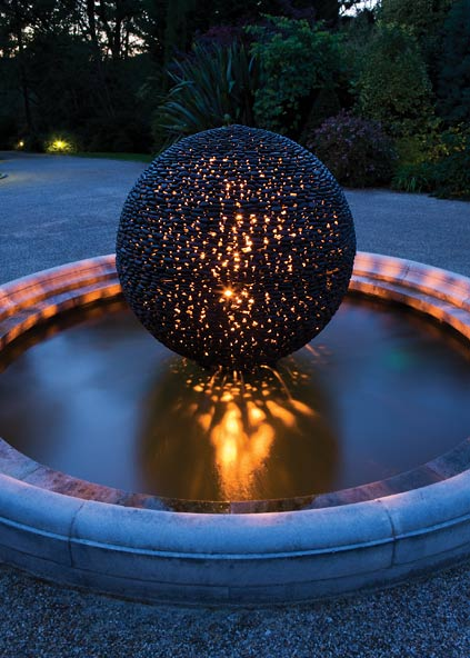 Sculptural Spheres Crazy Wonderful: SIOBHAN CASEY: David Harber's Sundials, Sculptures And