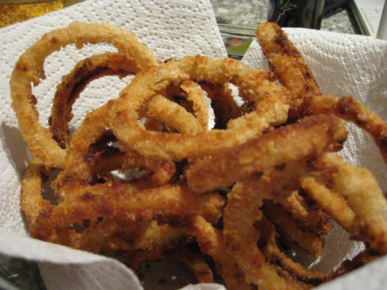 Oven Fried Onion Rings Recipe America S Test Kitchen