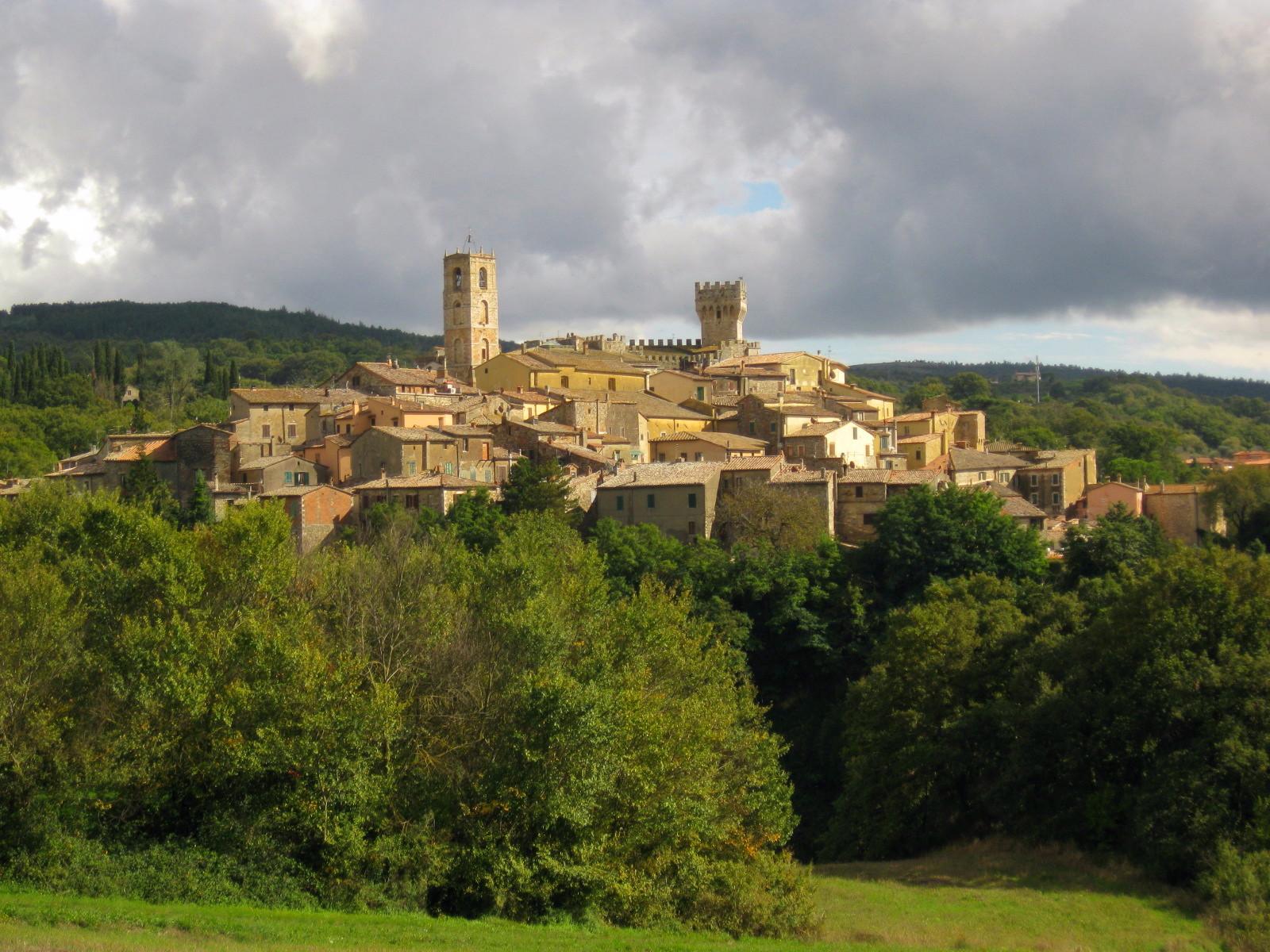 Viva Italia 2010 Tuscan Villages