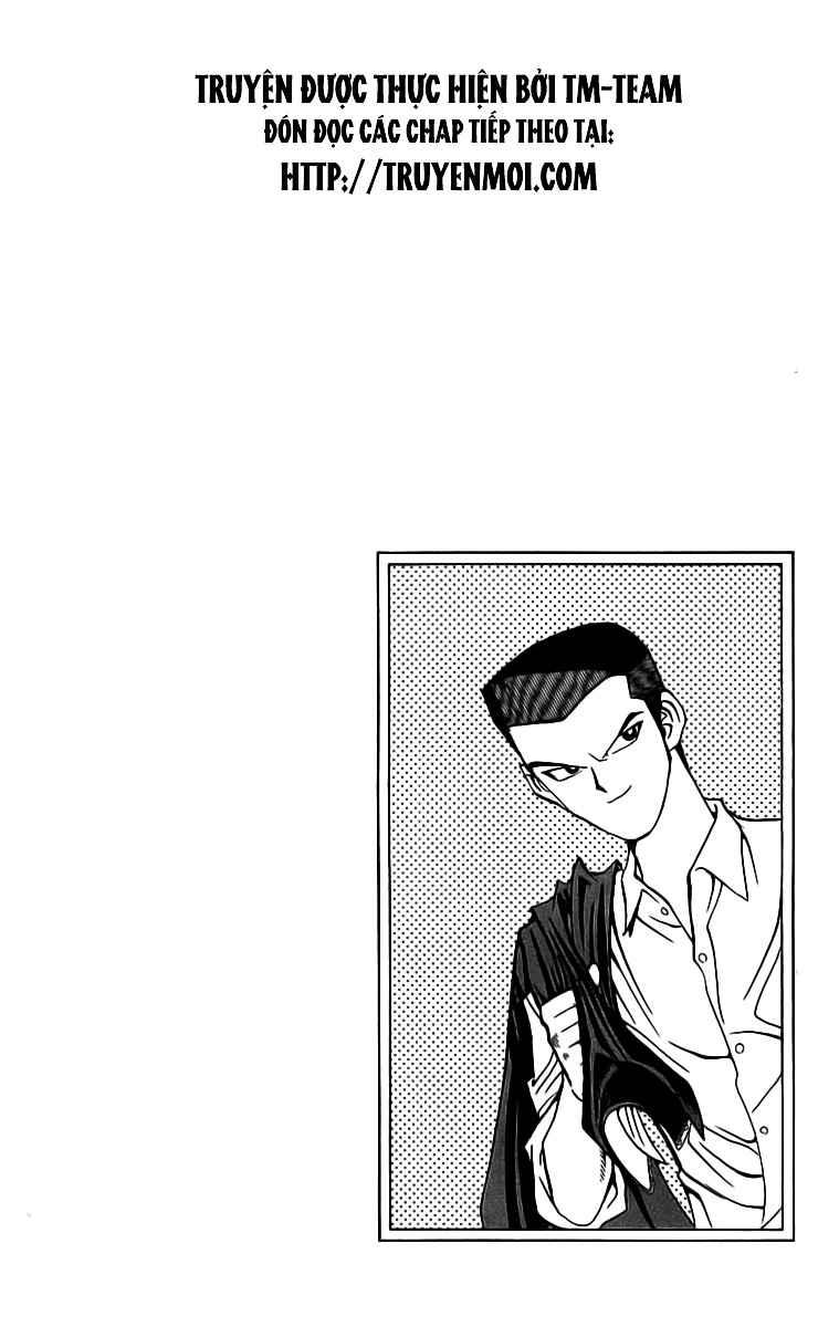 YUGI-OH! chap 18 - trò chơi thứ 2 trang 23
