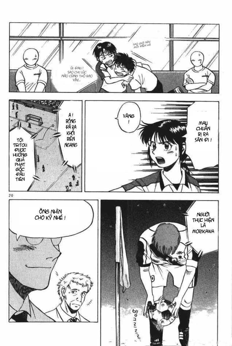 Fantasista chap 1 trang 18