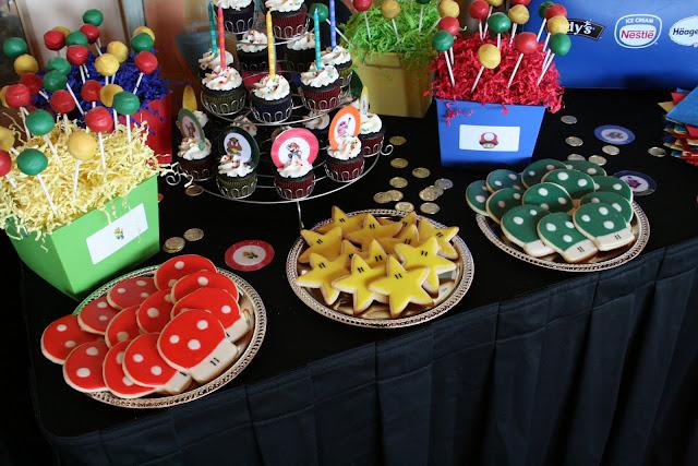 Round Birthday Photo Cake