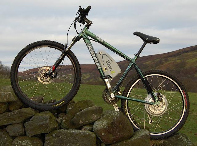 ElectricMountainBikes com: Electric Bike Conversion kits