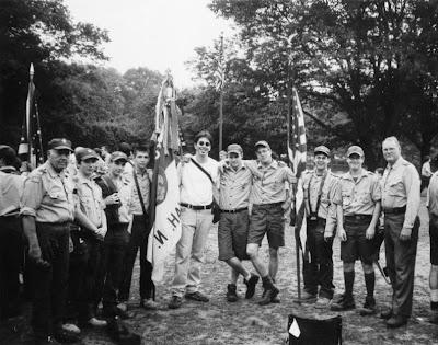 Troop 1 Katonah, New York: June 2009