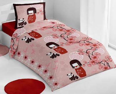 housse de couette japonaise. Black Bedroom Furniture Sets. Home Design Ideas