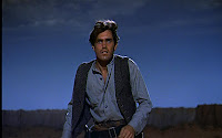 The Searchers: Martin arrives at the homestead